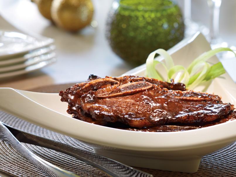 Korean Kalbi Beef Ribs Meat Poultry Ontario